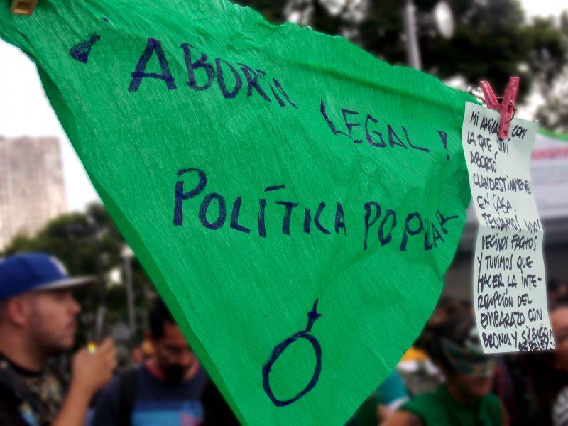Tenemos que hablar sobre el aborto
