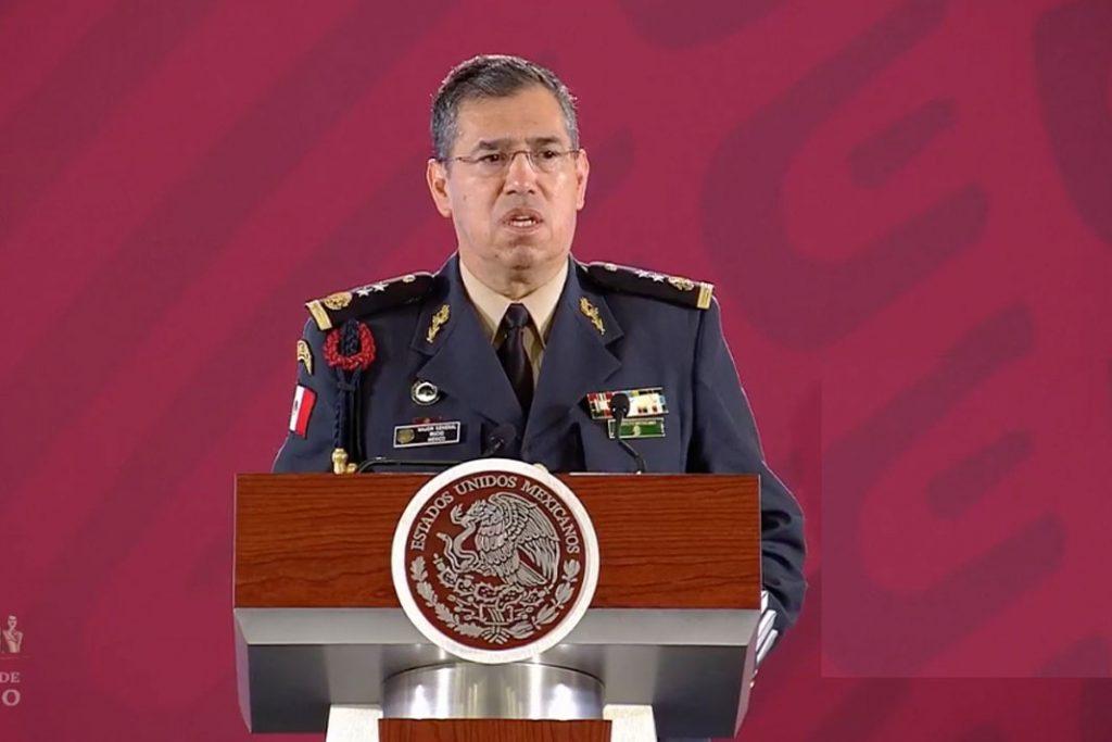 Presenta Obrador a los dirigentes de la Guardia Nacional