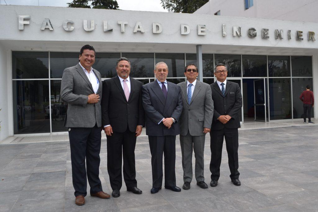 Capacitará Facultad de Ingeniería de la BUAP a transportistas y concesionarios