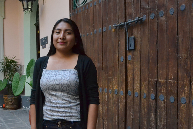 El náhuatl, patrimonio cultural de México que no debe perderse: Yulissa Herrera