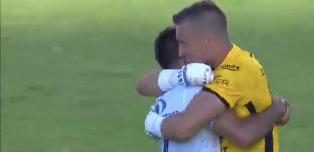 Puebla empata contra el líder