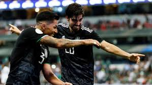 México vence a Panamá en Nations League