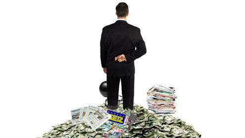 RETAGUARDIA REPUBLICANA  La simbiosis democracia-dinero I